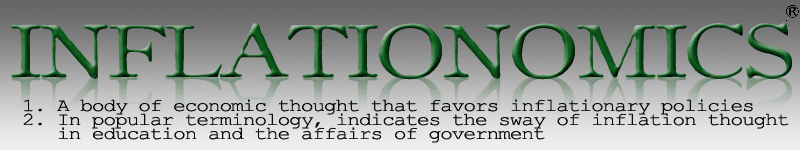 Inflationomics